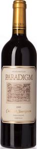 Paradigm Cabernet Sauvignon 2009, Oakville, Napa Valley Bottle