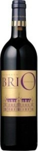 Brio De Cantenac Brown 2009, Ac Margaux, 2nd Wine Of Château Cantenac Brown Bottle