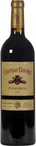 Château Gouprie 2009, Ac Pomerol Bottle