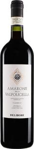 Delibori Amarone Della Valpolicella Classico 2004 Bottle