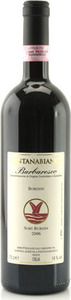 Fontanabianca Sorí Burdin Barbaresco 2004 Bottle