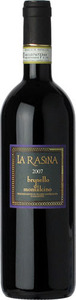 La Rasina Brunello Di Montalcino 2007 Bottle