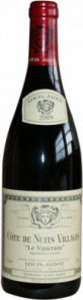 Cote De Nuits Villages Le Vaucrain   Jadot 2010 Bottle