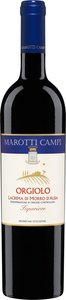 Lacrima Di Morro D'alba Superiore   Marotti Campi Orgiolo 2010 Bottle