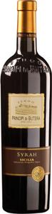Feudo Principi Di Butera Syrah 2011, Igt Sicilia Bottle
