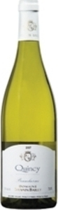 Domaine Sylvain Bailly Quincy Beaucharme 2012, Ac Bottle