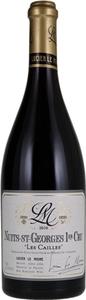 Lucien Le Moine Nuits St Georges Les Cailles Premier Cru 2007 Bottle