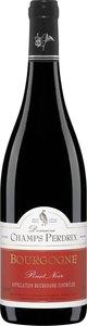 Domaine Champs Perdrix Bourgogne Pinot Noir 2010 Bottle