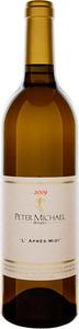 Peter Michael L'après Midi Sauvignon Blanc 2011, Sonoma County Bottle
