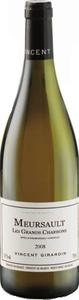 Vincent Girardin Meursault Les Grands Charrons 2010 Bottle