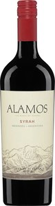 Alamos Syrah 2013, Mendoza Bottle