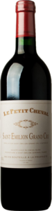 Le Petit Cheval 2005, Ac St Emilion, 2nd Wine Of Château Cheval Blanc Bottle