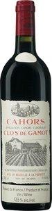 Clos De Gamot 2009 Bottle