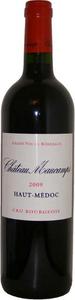 Château Maucamps 2004, Ac Haut Médoc Bottle