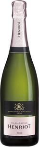 Henriot Brut Rosé Champagne Bottle