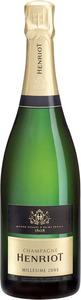 Henriot Millésimé Vintage Brut Champagne 2005 Bottle