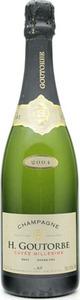 H. Goutorbe Cuvée Millesime Grand Cru Vintage Brut Champagne 2004 Bottle