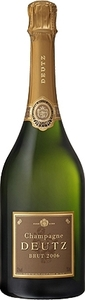 Deutz Vintage Brut Champagne 2006 Bottle