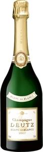 Deutz Blanc De Blancs Vintage Brut Champagne 2007 Bottle