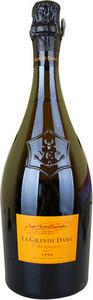 Veuve Clicquot La Grande Dame Vintage Brut Champagne 1998 Bottle