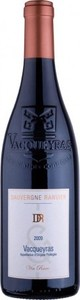 Dauvergne Ranvier Vin Rare Vacqueyras 2009 Bottle