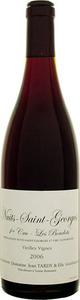 Domaine Jean Tardy & Fils Vieilles Vignes Nuits St Georges Boudots Premier Cru 2006 Bottle