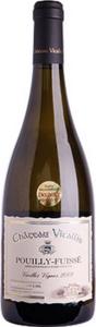 Château Vitallis Vieilles Vignes Pouilly Fuissé 2010 Bottle