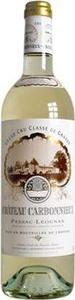 Château Carbonnieux Blanc 2010, Ac Pessac Léognan Bottle