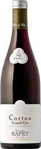 Domaine Rapet Père & Fils Le Corton Grand Cru 2006 Bottle