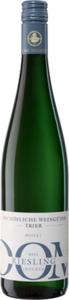 Bischöfliche Weingüter Trier Dom Riesling 2011, Qualitätswein Bottle