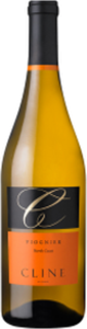 Cline Viognier 2012, North Coast Bottle