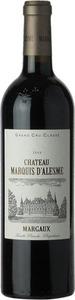 Château Marquis D'alesme 2008, Ac Margaux Bottle