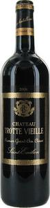 Château Trotte Vieille 2008, Ac St Emilion Premier Grand Cru Classé Bottle