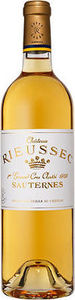 Château Rieussec 2005, Ac Sauternes Bottle