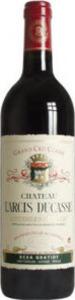 Chateau Larcis Ducasse 2008, Ac St Emilion Grand Cru Classé Bottle