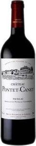 Château Pontet Canet 2001, Ac Pauillac Bottle