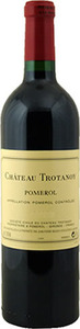 Chateau Trotanoy 2009 Bottle