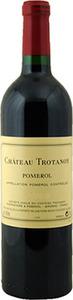 Château Trotanoy 1998, Ac Pomerol Bottle