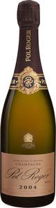 Pol Roger Extra Cuvée De Réserve Vintage Brut Rosé Champagne 2002 Bottle