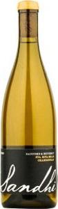 Sandhi Sanford & Benedict Vineyard Chardonnay 2010, Santa Rita Hills, Santa Barbara County Bottle