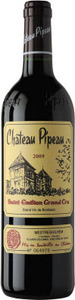 Château Pipeau 2011, Ac St Emilion Grand Cru Bottle