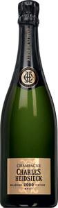Charles Heidsieck Millésime Brut Champagne 2000 Bottle