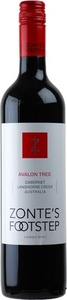 Zonte's Footstep Avalon Tree Cabernet Sauvignon 2010, Langhorne Creek, South Australia Bottle