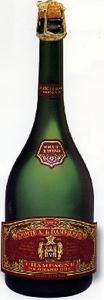 Comte Audoin De Dampierre Family Reserve Grand Cru Blanc De Blancs Vintage Brut Champagne 2005 Bottle