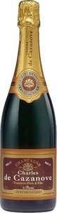 Charles De Cazanove Vintage Brut Champagne 2006 Bottle