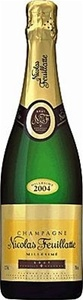 Nicolas Feuillatte Vintage Brut Champagne 2004 Bottle