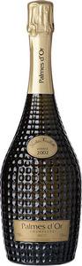 Nicolas Feuillatte Palmes D'or Brut Champagne 2002 Bottle