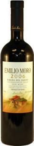 Emilio Moro 2007 Bottle