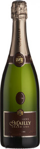 Mailly Grand Cru Champagne 2006, Ac Bottle