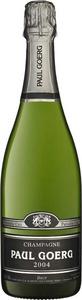 Paul Goerg Premier Cru Vintage Brut Champagne 2004 Bottle